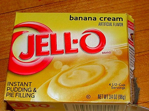 Jello Banana Pudding Banana Pudding Jello