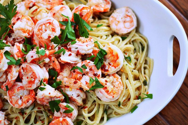 Basic Shrimp Scampi Recipes — Dishmaps