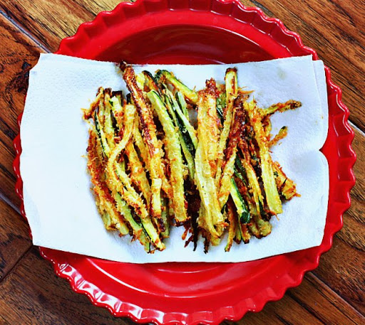 zuchinni fries