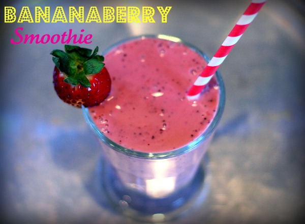 bananaberry smoothie1