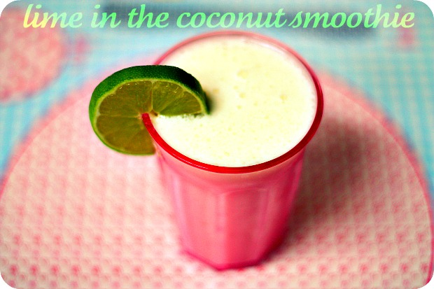 lime-coconut-smoothie
