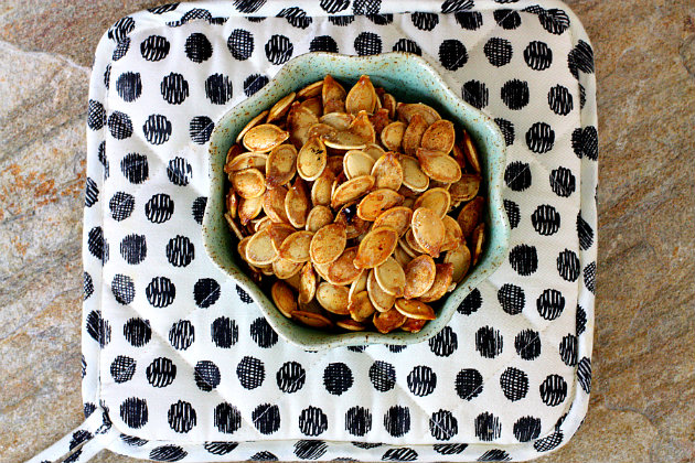 cin sugar pumpkin seeds