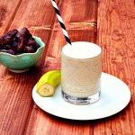 Banana Date Oat Smoothie