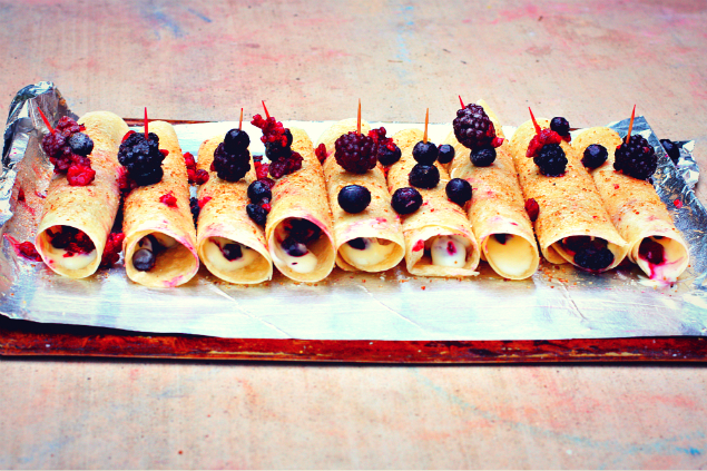 mixberrydarkchocolateyogurt rollups