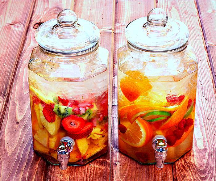Fruit Infused Kiddie Water