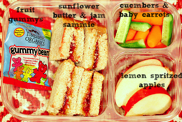 Kiddie Lunch Idea
