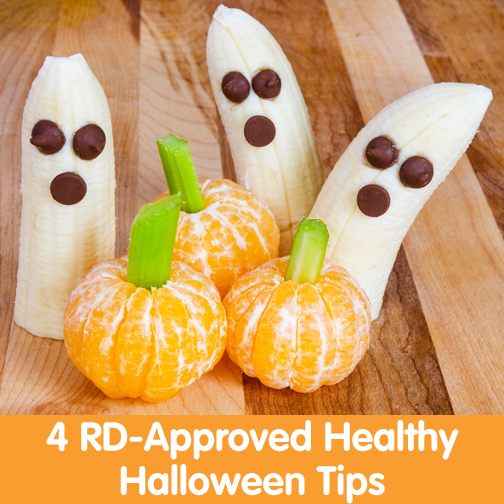 Dietitian Approved Healthy Halloween Tips
