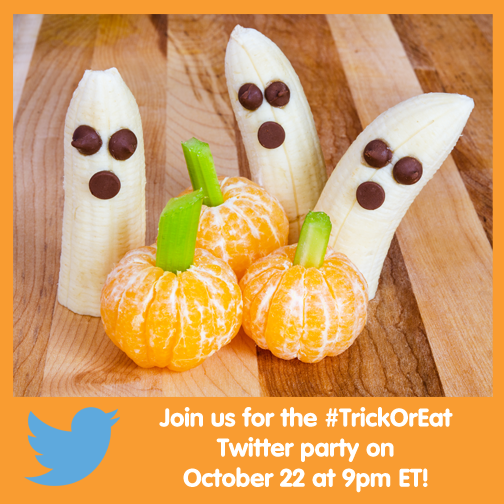 #TrickOrEat Twitter Party