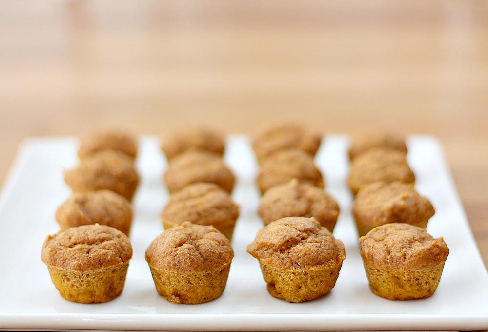 Pumpkin Ginger Muffins3