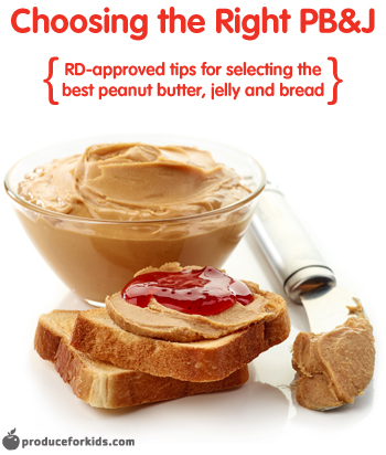 Choosing the Right PB&J